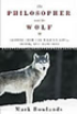 Book Cover The Philosopher and the Wolf (interviewed by Frank Palmeri, English)